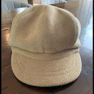 Burberry London wool cap. Size M